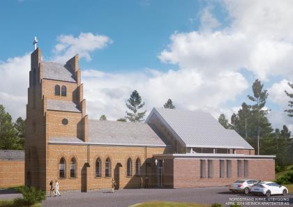 Nordstrand-kirke